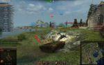 Прицелы от Magzz (Animated-6) для World of Tanks