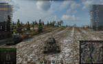 Прицел Дамоклов меч для World of Tanks