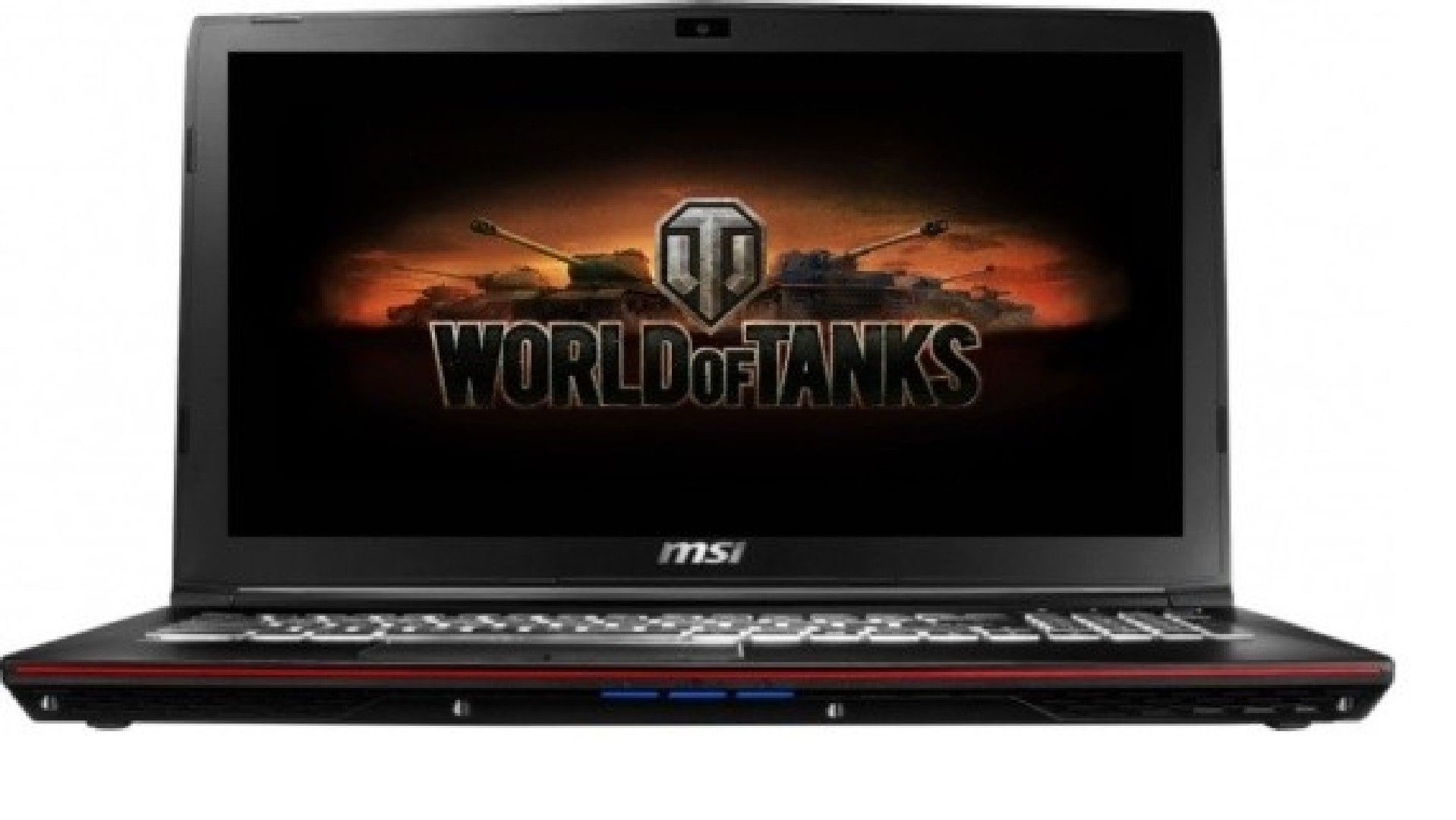 Средний игровой ноутбук