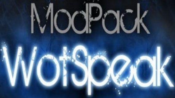 Wotspeak Modpack  для World of Tanks