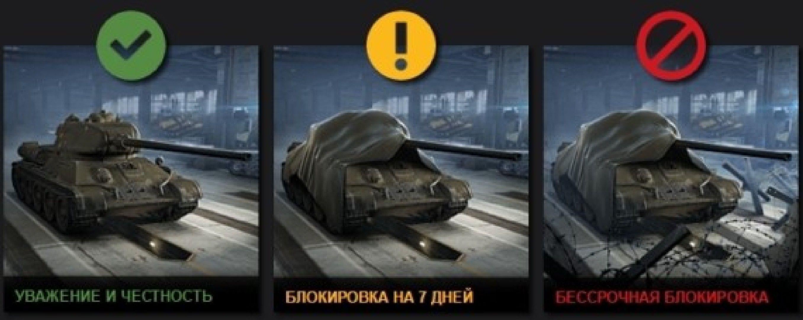 Какие моды World of Tanks запрещены