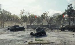 Ангар День Победы для World of Tanks