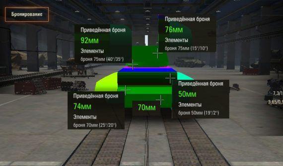 кв-1 бронирование модель куда пробивать корма
