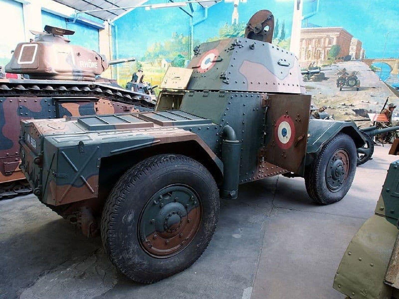 Колёсные танки в обновлении 1.4