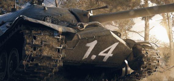 Обновление World of Tanks 1.4