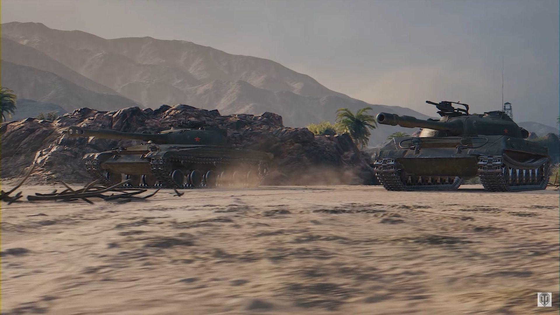 Изменения характеристика танка Об.430 .