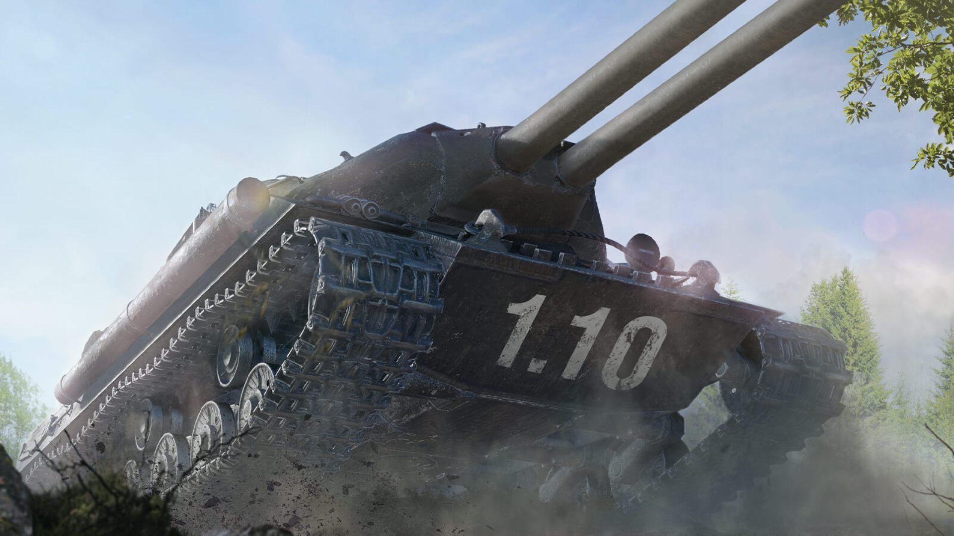 Подробности изменений в обновлении World of Tanks 1.10