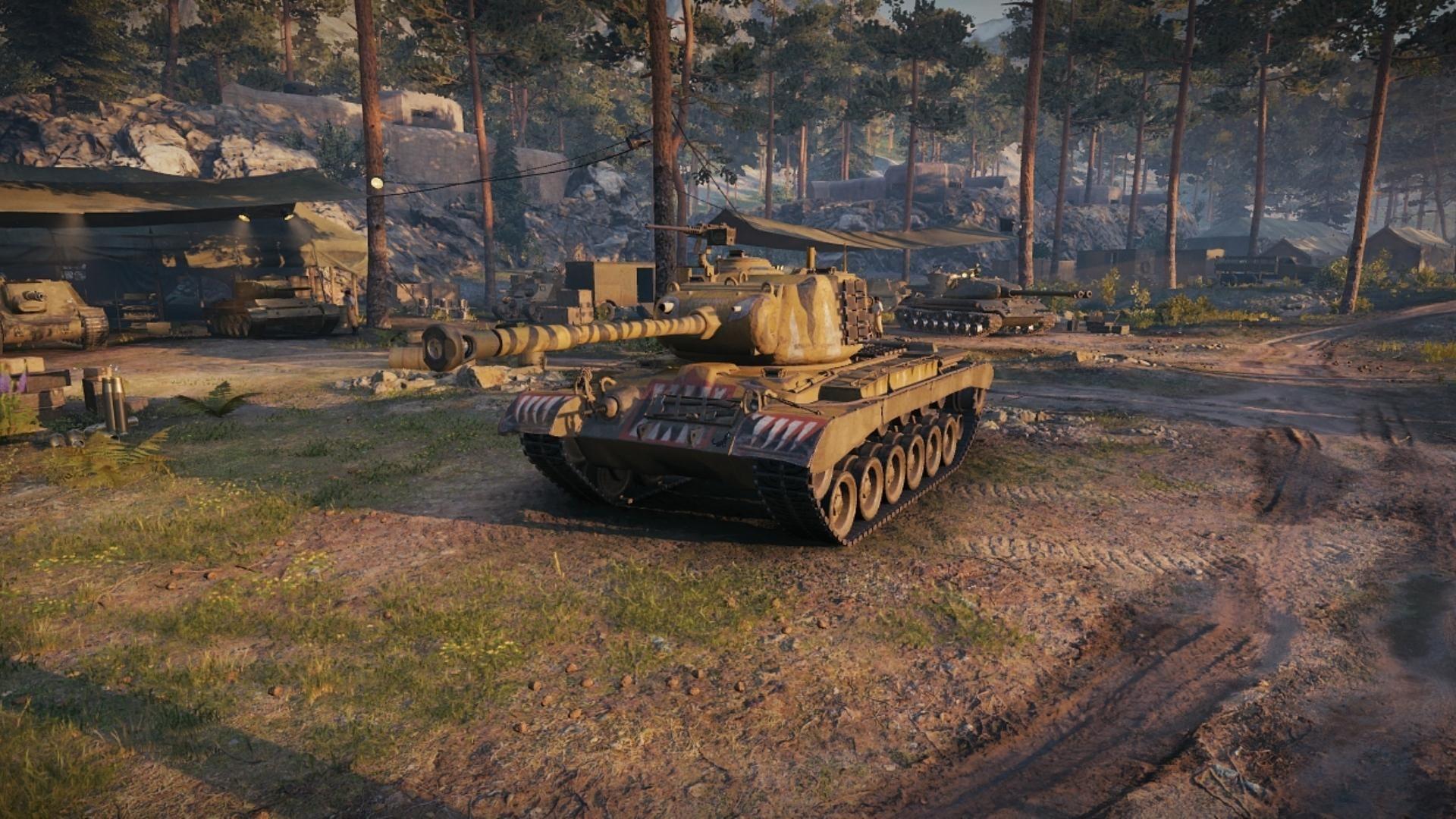 M46 Patton KR за боны.