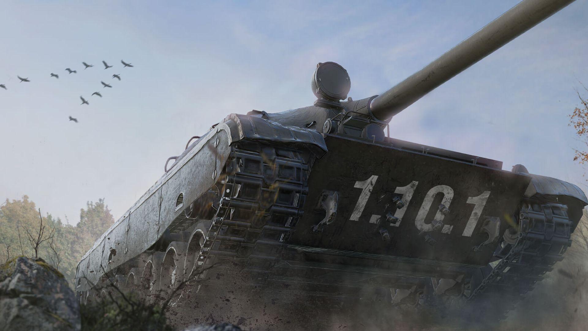 Когда выйдет Обновление 1.10.1 World of Tanks.